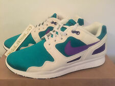 NIKE AIR color foglia di tè noi FLOW TZ 11 UK 10 45 TIER CACTUS Tonale 458206-301 ZERO 2011