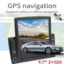 9.7 inch Android 9.1 Car Vertical In-Dash Radio Stereo GPS MP5 Player Wifi 2+32G