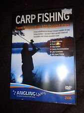 ULTIMATE CARP FISHING DVD France Belgium Spain USA Canada & Africa ANGLING LIVES