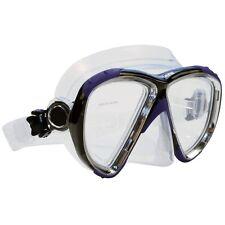 Promate Hawk Eyes Mask Scuba Diving Snorkeling Gear Low Volume