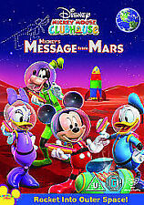 Mickey Mouse Clubhouse - Mickey's Message From Mars (DVD, 2010)
