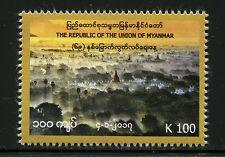 Myanmar Burma 2016 Unabhängigkeit Independence Politik Politics Postfrisch MNH