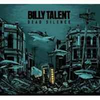 "BILLY TALENT ""DEAD SILENCE""  CD ROCK NEU"