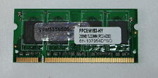 FPCEM163-HY - A fujitsu/Siemens equivalent 256MB SODIMM (PC2-4200)66-107954D*SD