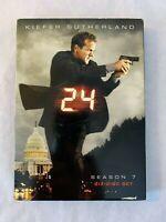 24 - Season 7 (DVD, 2009, 6-Disc Set) Kiefer Sutherland
