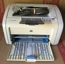 HP LaserJet 1018 Printer Compact Small Office Monochrome Black & White CB419A