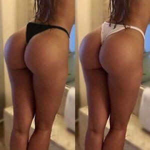 Women Seamless Panties G-String T-back Briefs Underwear Knicker Thongs Plus Size