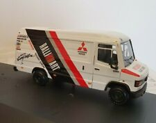 1/43 Mercedes 507 D Assistenza Assistance Mitsubishi Rally Art 1993 1995 Kit