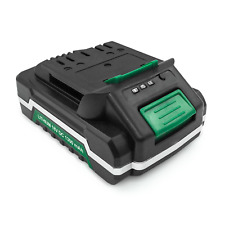 More details for spare 18 v li-ion battery to suit gracious gardens cordless garden tools