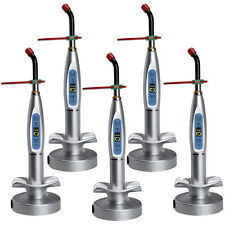 2017 Dental LED Cure Lamp Wireless Cordless 10W 2000mW Curing Light Lamp Tools