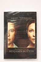 The Curious Case of Benjamin Button Brand New  Never opened Factory Sealed