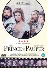 The Prince and the Pauper (1977) DVD (Sealed)