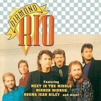"DIAMOND RIO, CD ""DIAMOND RIO""  Meet in the middle"