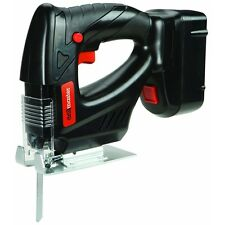 Variable Speed 18 Volt Cordless Jig Saw to make accurate cuts quickly & easily!