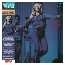 ☆ CD Sylvie VARTAN Sylvie à l'Olympia 70 - Mini LP GATEFOLD - REMASTERED - Ltd ☆
