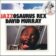 "DAVID MURRAY ""Jazzosaurus Rex"" CD 1993 Andrew Cyrille, John Hicks, Ray Drummond"