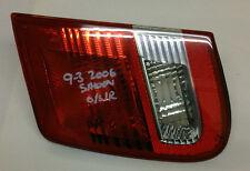 Saab 9-3 de Descuento Lado Trasero Derecho Mano Luz De Arranque Unidad 03-2007 12777310 4 Puertas Sedán