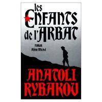 Livre les enfants de l'arbat Anatoli Rybakov book