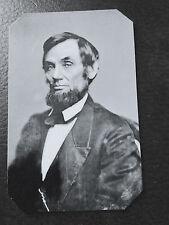 Abraham Lincoln Civil War President tintype C973RP