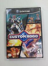 Custom Robo (Nintendo GameCube, 2004) Complete Clean