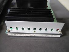 STABILIZER PCB 24V 0.5A FOR COSOLA STUDER A963. NEW OLD STOCK