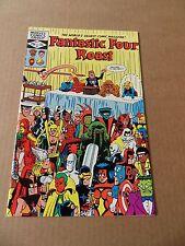 Fantastic Four Roast 1. 20 th anniversary of F.F #1 - Marvel 1982  - VF / VF +