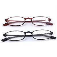e Flexible Matte Lesebrille TR90 Leser Brille +1,0 +1,5 +2,0 +2,5! I4L2