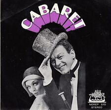 45 T EP  THEATRE CABARET (MADE IN NORWAY)