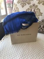 Burberry Cashmere & Silk soft and very nice Scarf
