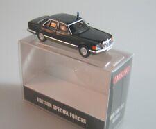 Wiking 1:87,Mercedes 500 SE (W126) Personenschutzfahrzeug gepanzert, Limited