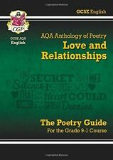 New GCSE English Literature AQA Poetry Guide: Love and Relationships Anthology