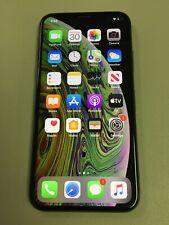 Apple iPhone XS - 64GB - Space Gray (Sprint) (Read Description) AN1044