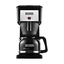 BUNN GRX-B GRXB 10 Cup Velocity Brew Coffee Maker Black Brewer