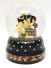 Mary Engelbreit ME Life Is A Chair Of Bowlies Snow Globe with Music Box, 2001