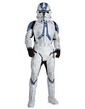 "Star Wars Kids Clone Trooper Costume, Large, Age 8 - 10, HEIGHT 4' 8"" - 5'"