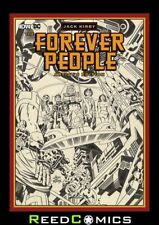 JACK KIRBY FOREVER PEOPLE ARTIST EDITION HARDCOVER New Boxed Hardback