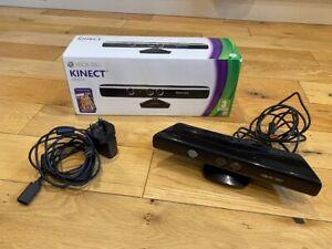 Microsoft Xbox 360 Kinect Sensor - Good Condition - With Box