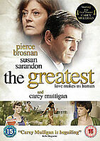 Greatest, The (DVD) (NEW AND SEALED) (REGION 2)