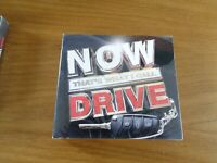 NOW THAT'S WHAT I CALL DRIVE - VARIOUS ARTISTS (NEW ,3CD)free postage uk