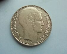 France, 20 Franc 1929, in Good Condition.