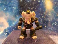 Battle Beasts - Takara Hasbro - 1986 - Sledgehammer Elephant - Vintage