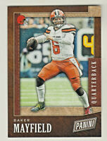 2019 Panini BLACK FRIDAY #6 BAKER MAYFIELD Cleveland Browns