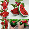 14cm Slow Rising Squishy Jumbo Watermelon Fruit Scented Bread Squeeze Toy Decor