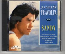 (HG905) John Travolta, Sandy - 1994 CD