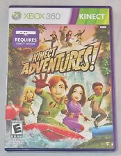 Microsoft XBOX 360 Kinect Video Game KINECT ADVENTURES