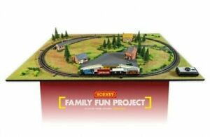 Hornby Family Fun Project Starter Pack Train Set R1265 OO Gauge 1:72 Scale