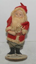 Antique Vtg Christmas Santa Claus Figurine German