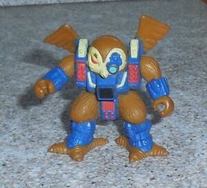 Bataille Beasts Nuit Chouette Vintage 1987 Incomplet Figurine