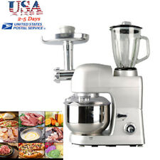 Heavy Duty Stand Mixer 5L 1000W  Motor Classic Plus Meat Grinder 110/220V UPS