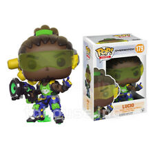 LUCIO vinyl figure OVERWATCH blizzard POP! GAMES video FUNKO sonic amplifier 179